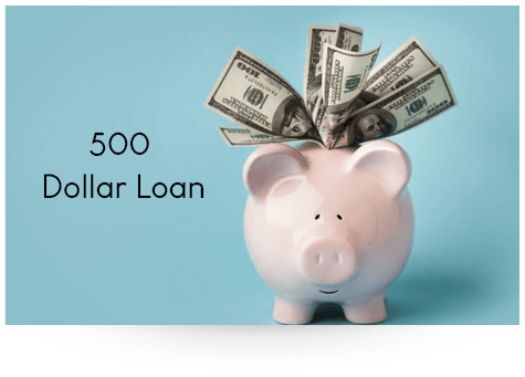 500 Dollar Loan for Bad Credit